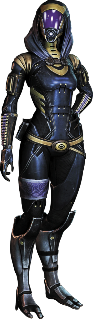 Mass effect tali png. Image for a better