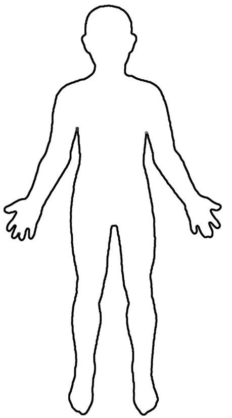 Massage clipart body outline. Cliparts download free tons
