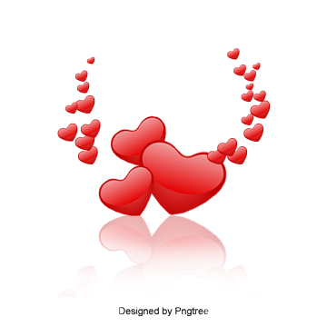 Love images download resources. Red hearts png jpg black and white