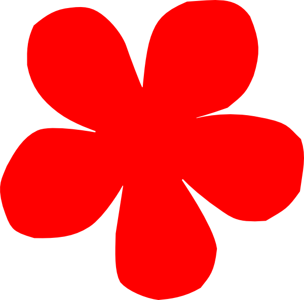 Massage vector red. Flowers png library