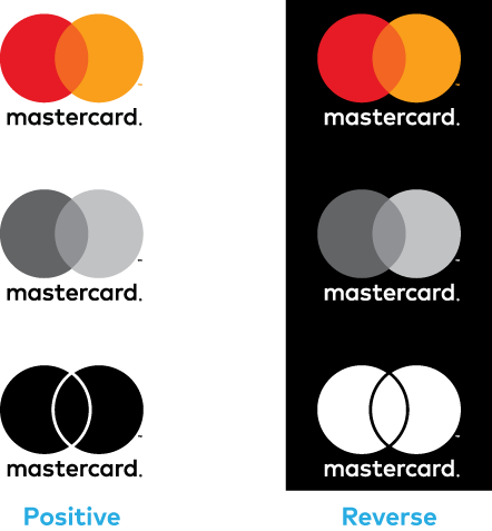 Master card logo png. Mastercard brand mark guidelines