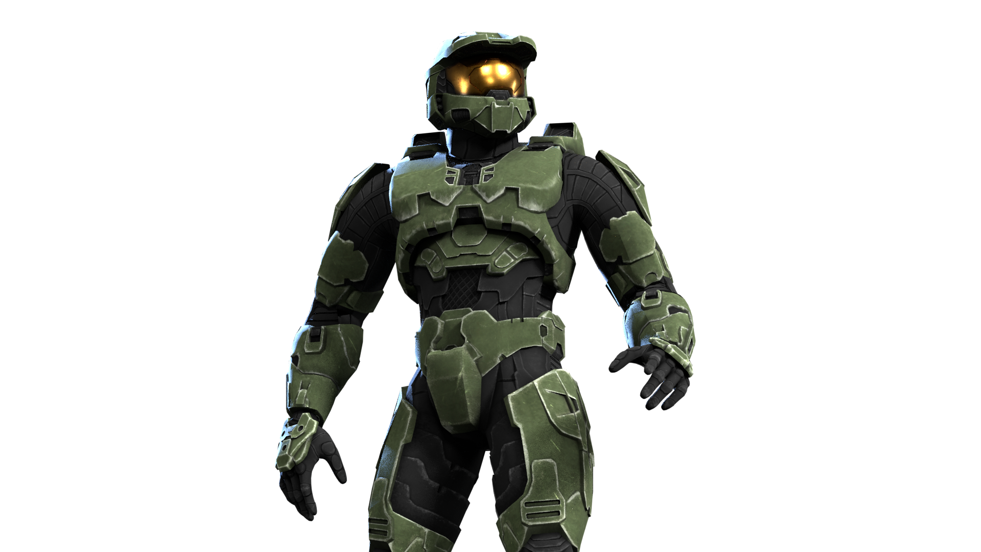 Master chief halo 5 png. Render