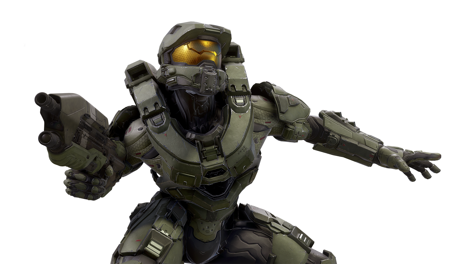 Master chief halo 5 png. Official images character renders