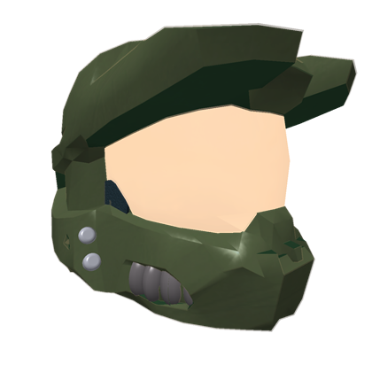 Master chief helmet png. Halo csg union wearable
