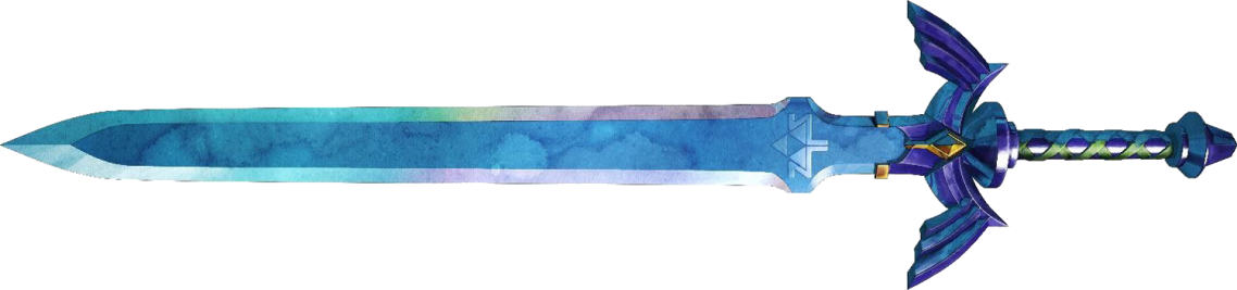 Master sword png. Image artwork skyward how