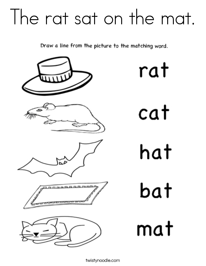 Mat clipart color. Welcome sign coloring page