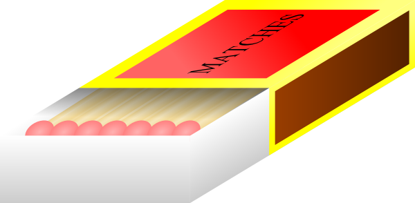Match clipart match box. Free matches cliparts download