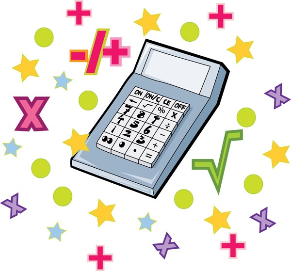 Math clipart calculation. Do the calculate your