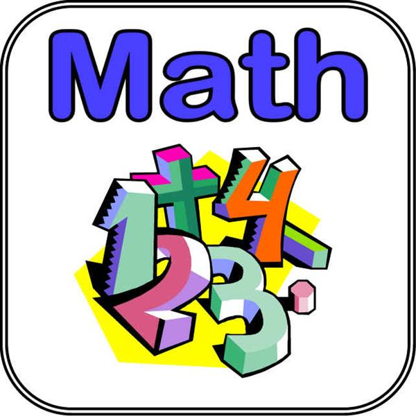 Math clipart math center. Blair brian intermediate home