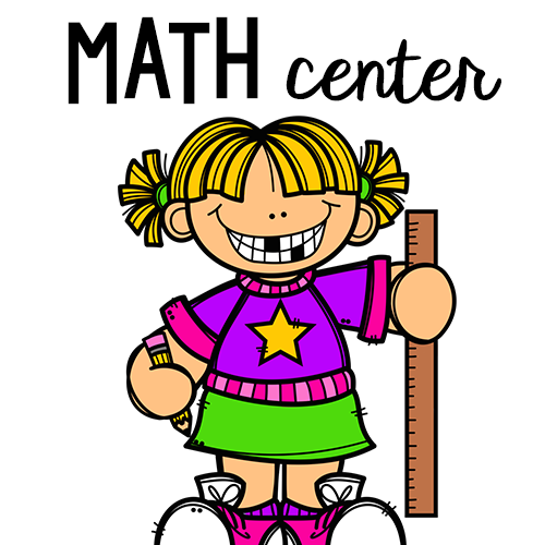 Math clipart math center. Preschool lovely commotion