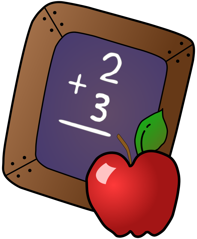 Transparent teacher elementary school. Middle math clipart at