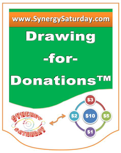 Mathematical drawing synergy. For donations donor and
