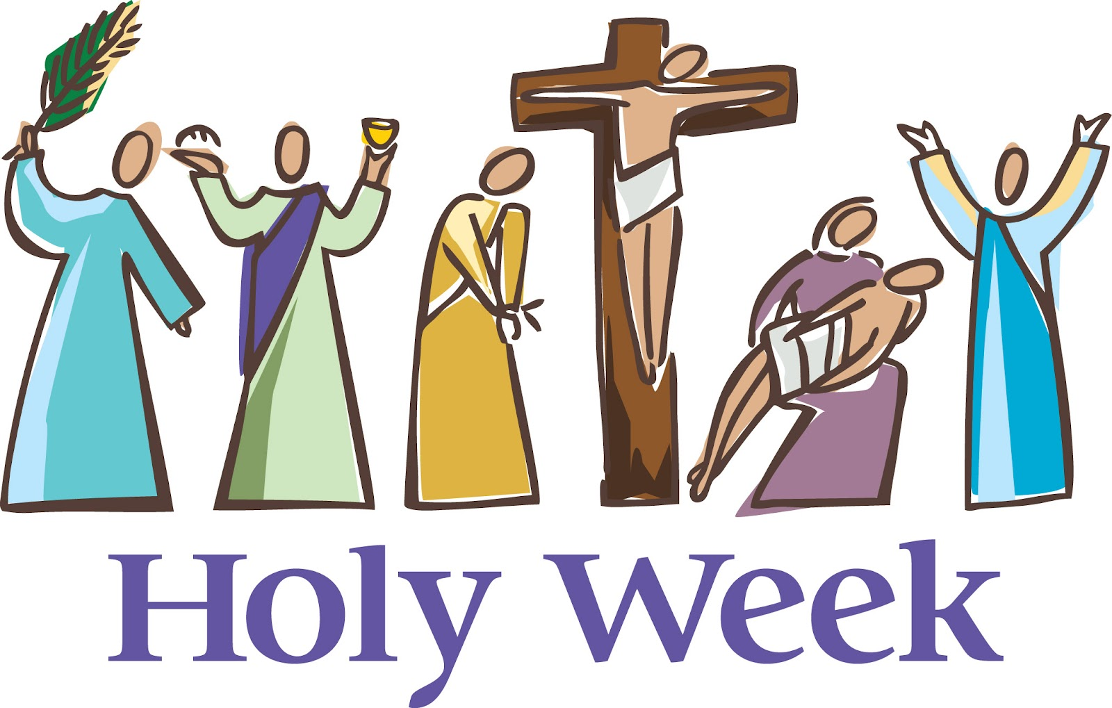 Maundy clipart roman catholic. Daily devotions thursday of
