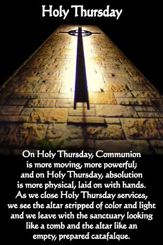 Maundy clipart roman catholic. Thursday images with quotes