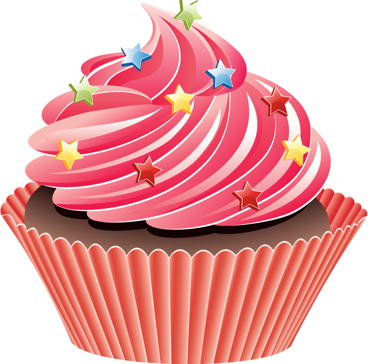Png cupcake. Cupcakes clipart