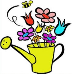 May clipart nature. Free flowers clipartix