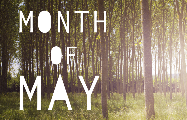 May clipart nature. Best happy month of