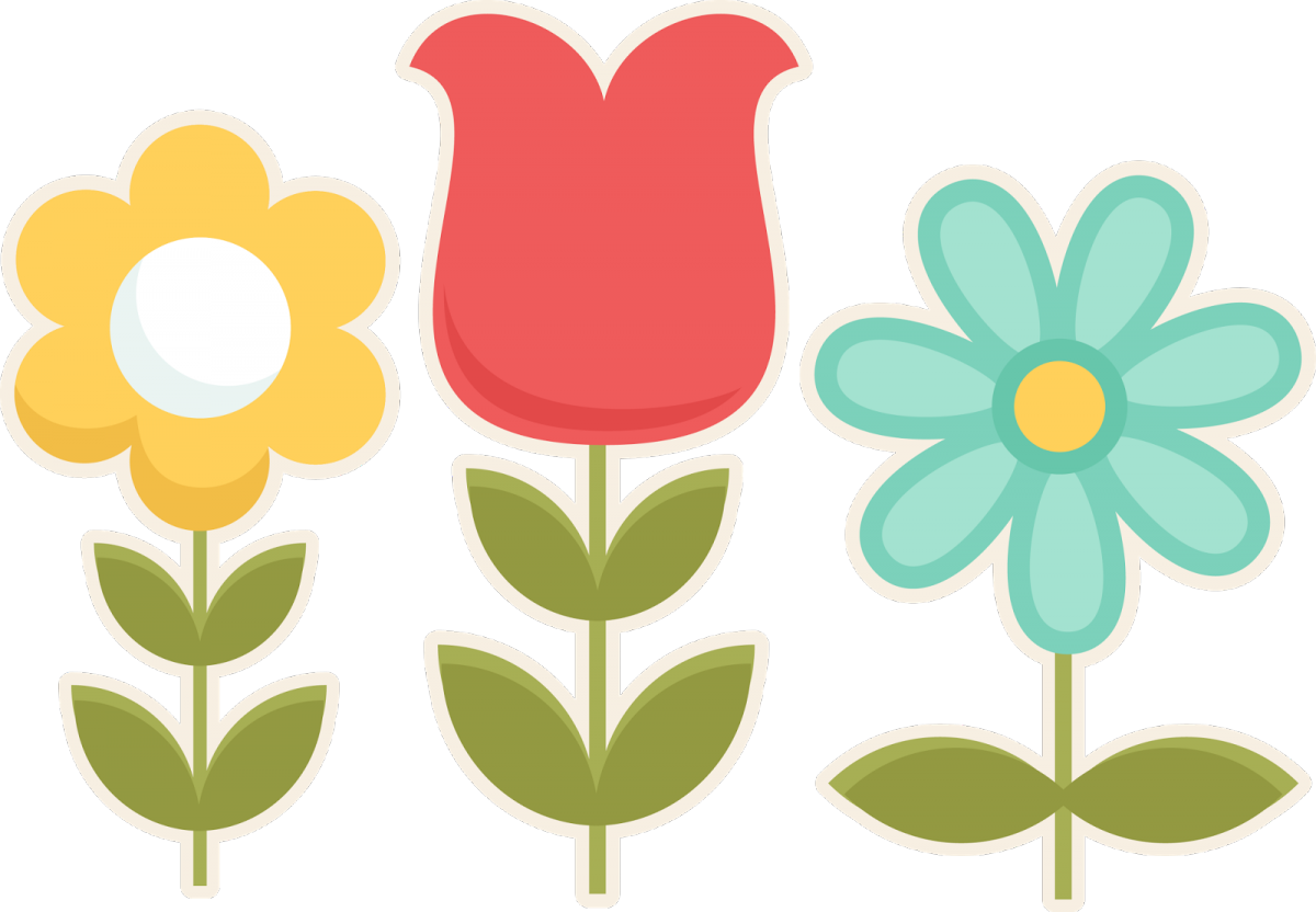 May flowers png. Drop in week for