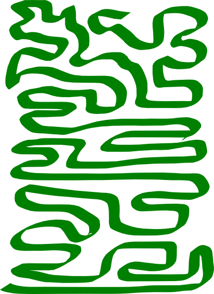 Maze clipart. Any ono mous clip