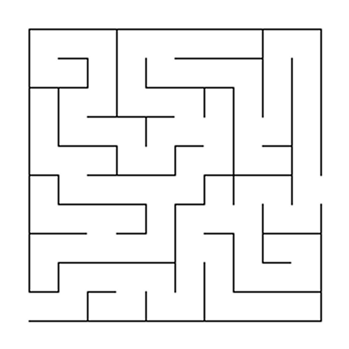 Maze clipart cool easy. Pencil and in color