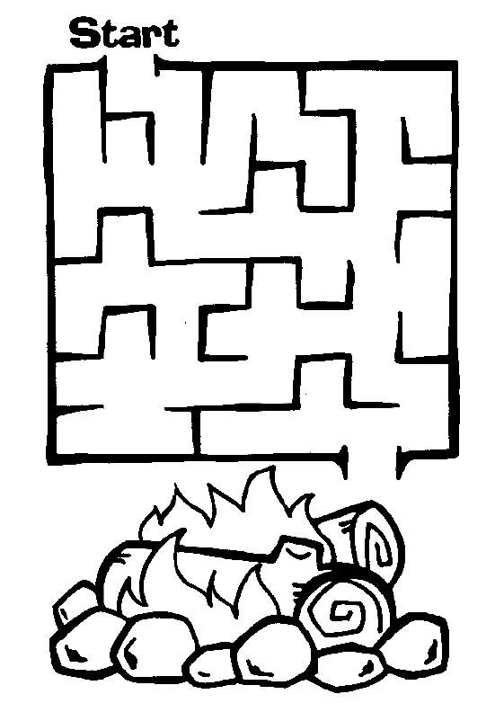 Maze clipart cool easy. Best mazes for