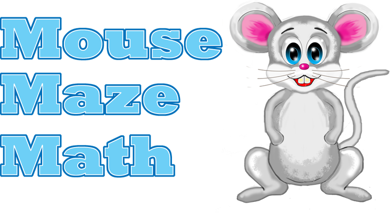 Maze clipart pathway. Mouse math