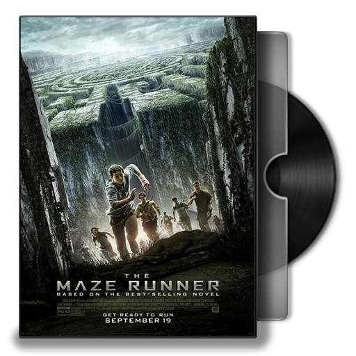 Maze runner game png. The folder icon by