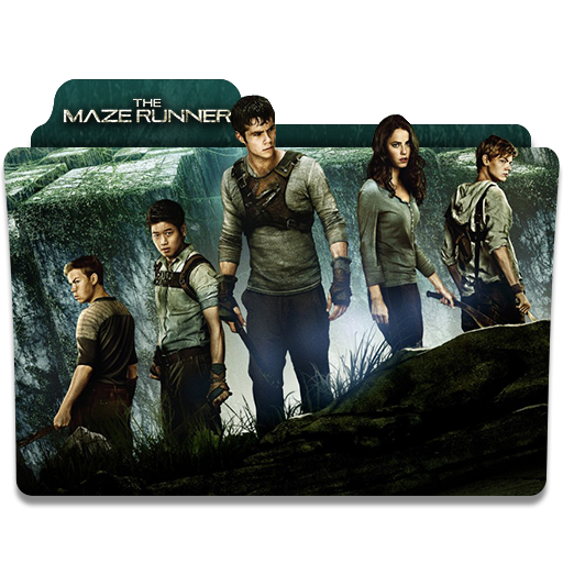 Maze runner game png. The icon x px