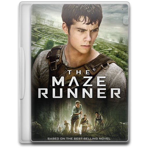 Maze runner game png. Covers cover the movie