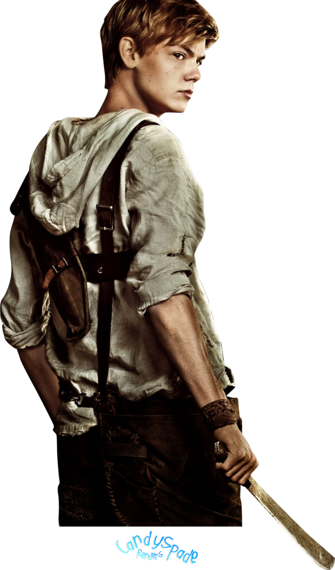 Maze runner png pic. Newt render by starryskytrench