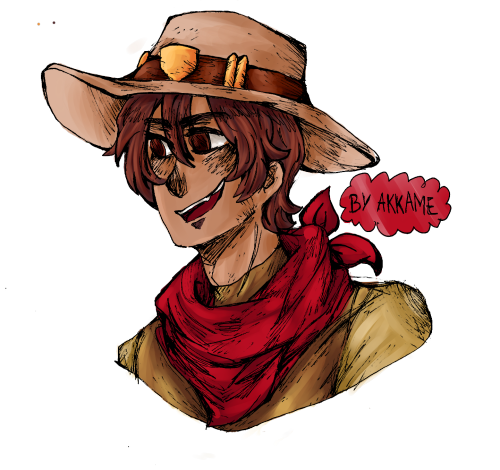 Mccree hat png. Tumblr butts and shipps