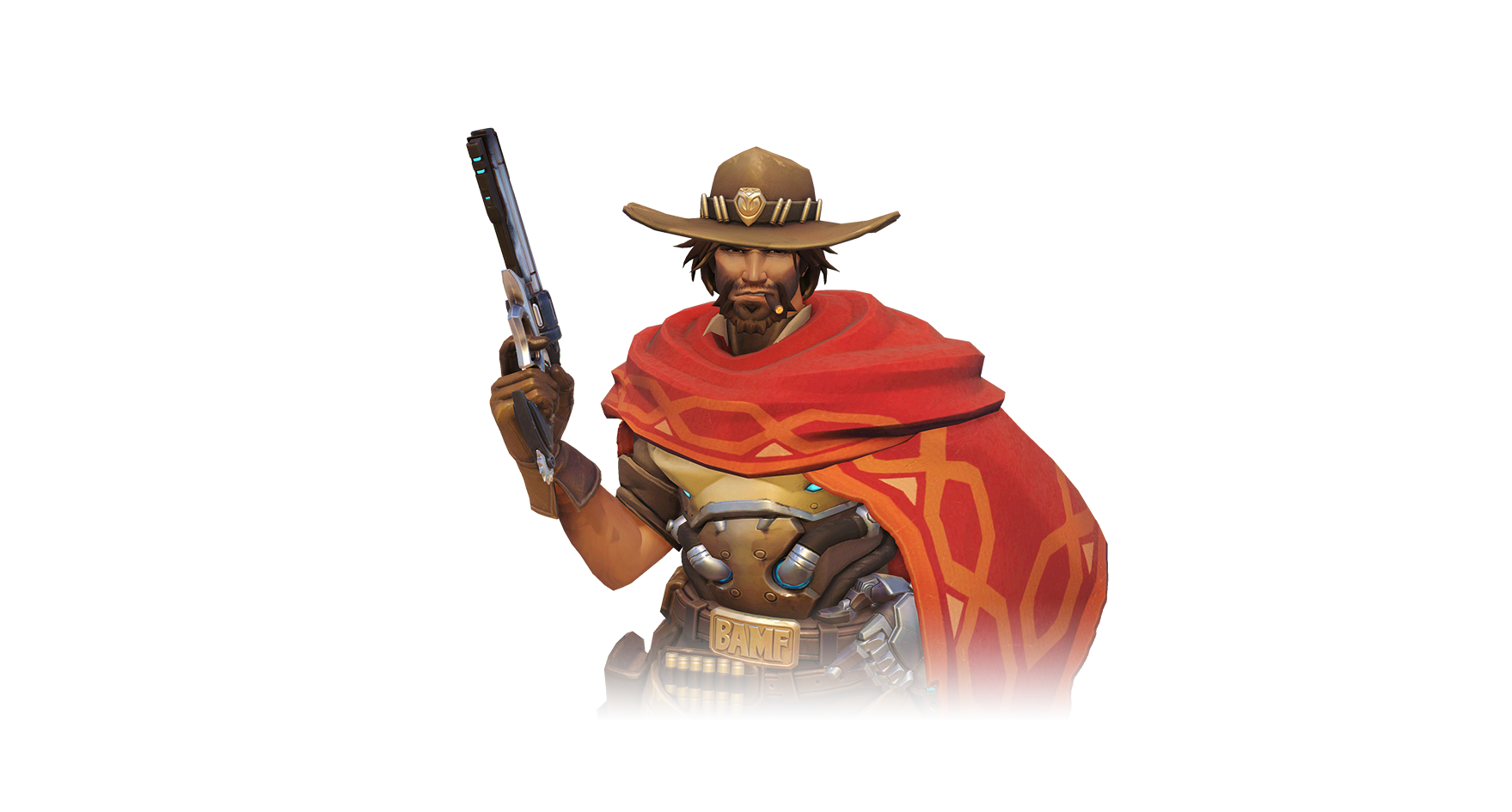 Mccree hat png. Index of overwatch bneteu