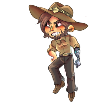 Mccree png ahegao. On overwatch club deviantart