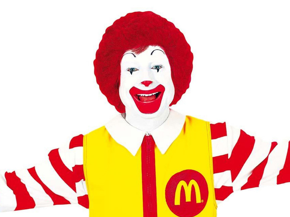 Mcdonalds clipart ronald mcdonald. In wake of recent