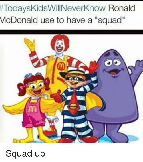 Mcdonalds clipart ronald mcdonald. Today skidswillneverknow use to