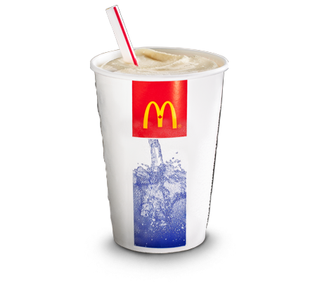 Mcdonalds cup png. What s in a