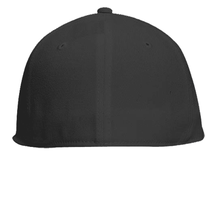Mcdonalds hat png. Flat bill fitted hats