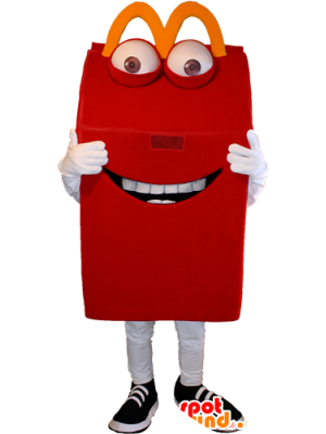 Mcdonalds mascot png. Purchase happy meal from