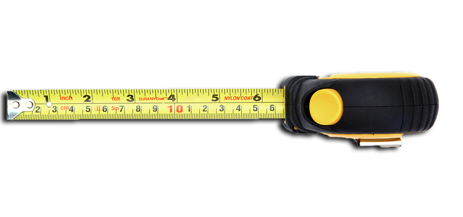 vector measures tape measure