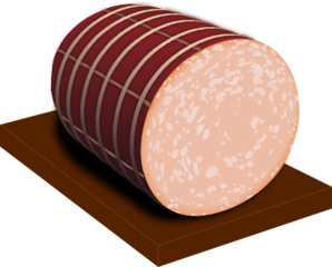 Meat clipart deli meat. Clip art at clker