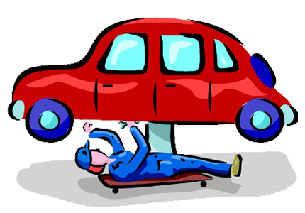 Mechanic clipart mechanical work. Images of car