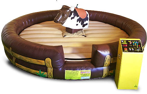 Image result for mechanical bull rental
