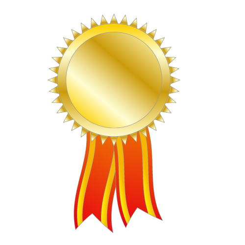 Medal clipart academic medal. Free