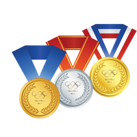 Medal clipart. Download free png photo