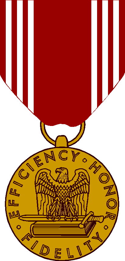 Medals drawing military medal. Awards and decorations of