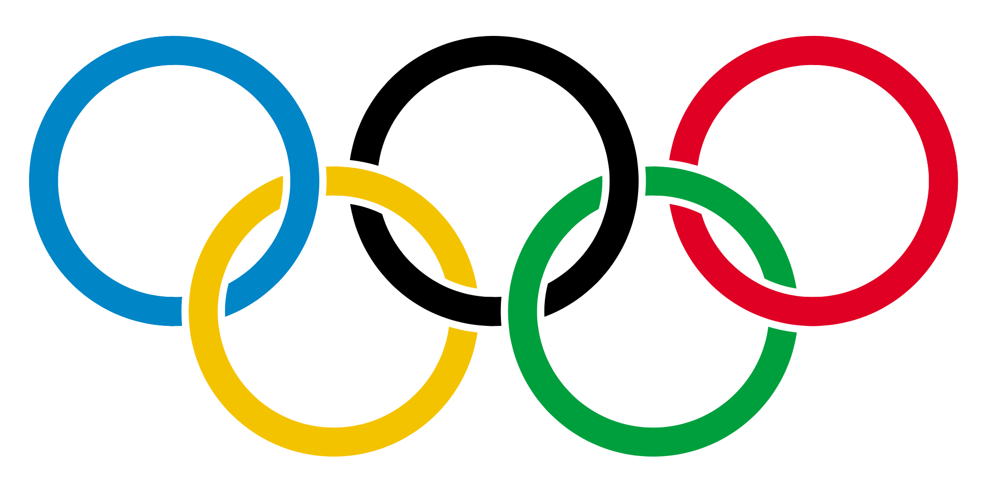 Medal drawing olympics. Olympic logos and