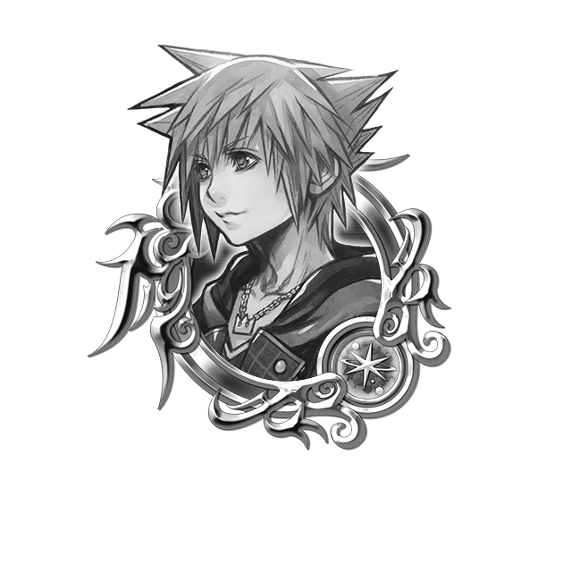 Medals drawing sketch. Information kingdom hearts union