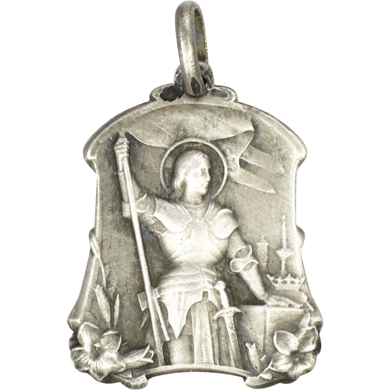 Medal drawing silver. French late th century