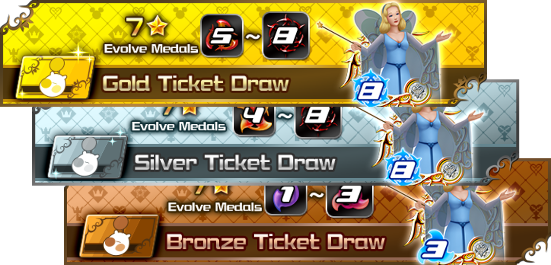 Medals drawing bronze. Information kingdom hearts union