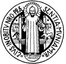Medals drawing retro. Saint benedict medal wikipedia